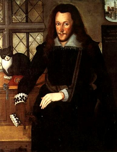 Henry Wriothesley, Third Earl of Southhampton, 1602, imprisoned in the Tower of London after the Essex uprising